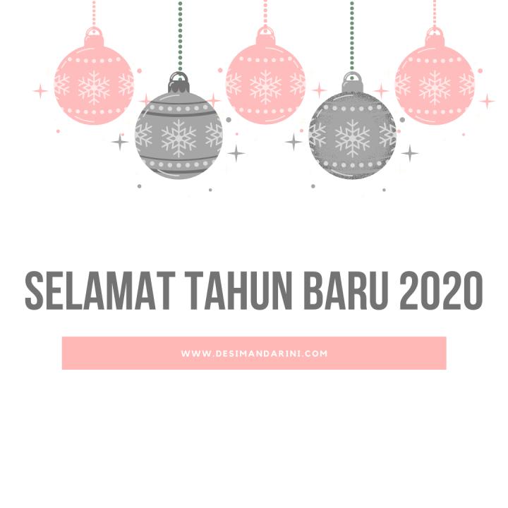 Selamat Tahun Baru2020!